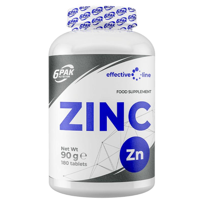 6PAK EL Zinc