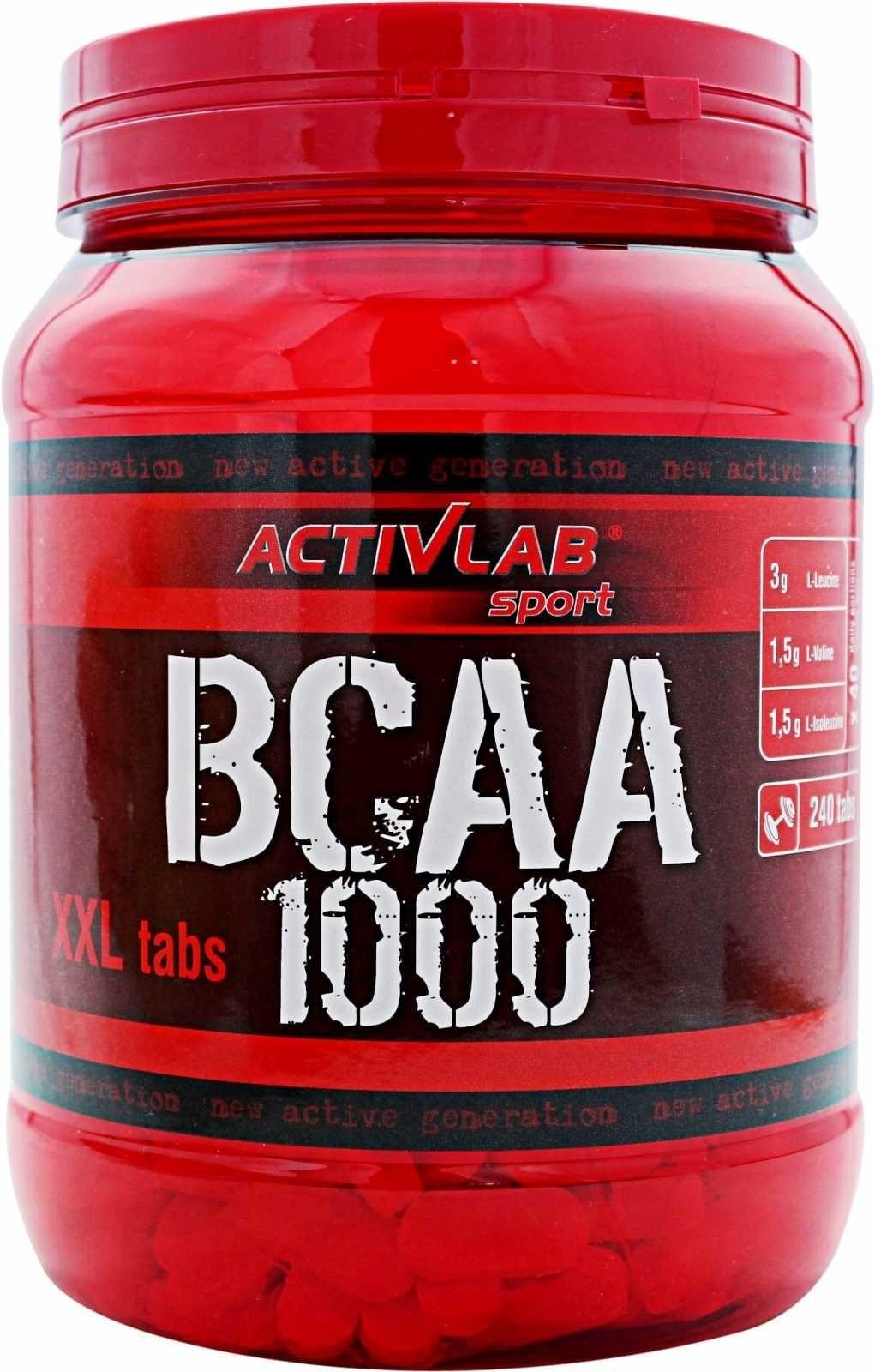 ActivLab - BCAA XXL 1000