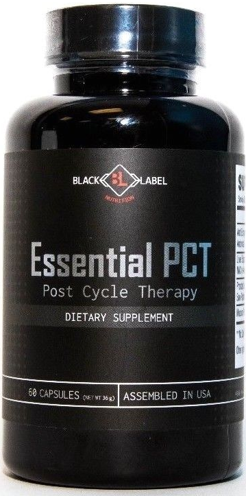 Black label -  Essential PCT