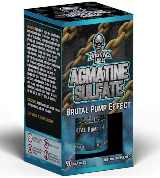 Brutal Labz Agmatine sulfate