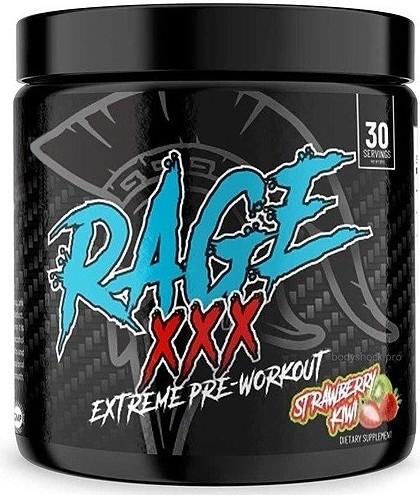 Centurion Labz - Rage XXX Extreme Pre-workout