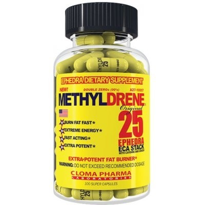 Cloma Pharma -  Methyldrene 25