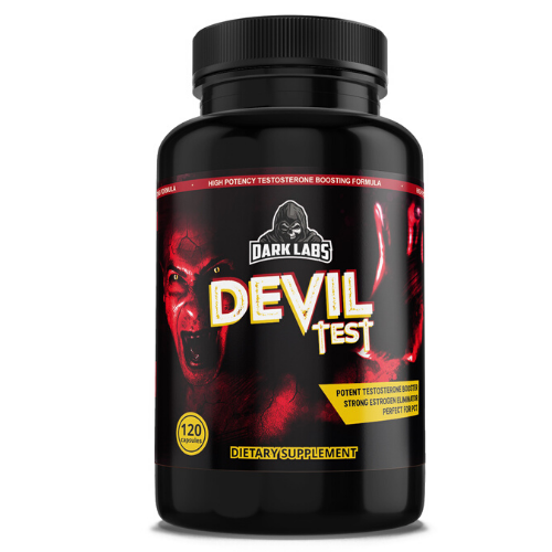 Dark Labs - Devil Test