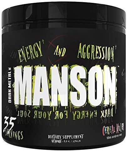 Dark Metal - MANSON