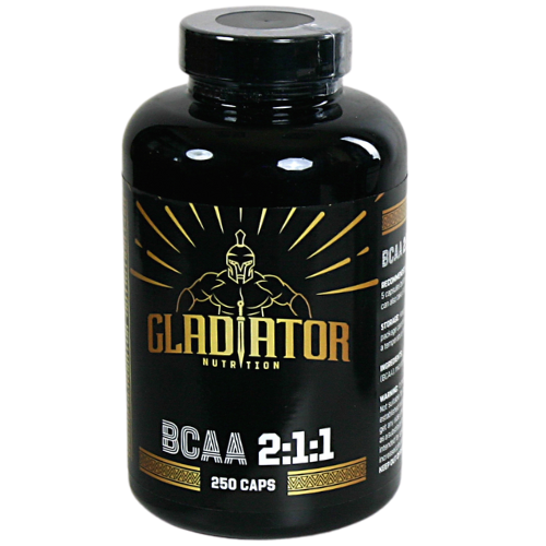 Gladiator Nutrition - BCAA 2:1:1