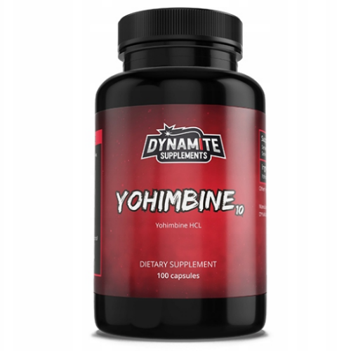 Dynamite supplements - Yohimbine