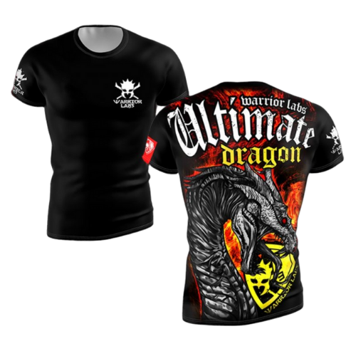 Warrior Labs - Ultimate Dragon tričko