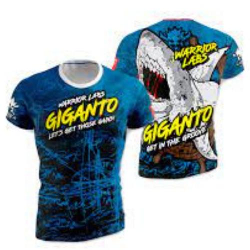 Warrior labs - Giganto tričko