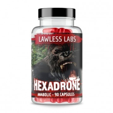 Lawless Labs Hexadrone