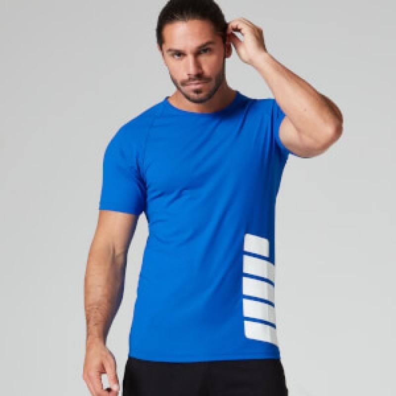 myprotein modre tričko