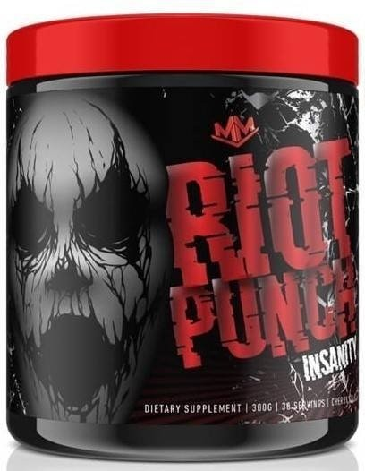 Muscle Metabolix - Riot Punch Pure Insanity