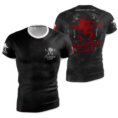 Warrior Labs - Gladiator Red tričko