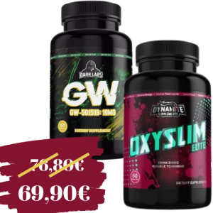 OxySlim Elite + Dark labs - Endu.