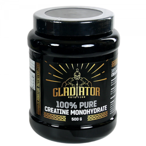Gladiator Nutrition - Creatine monohydrate