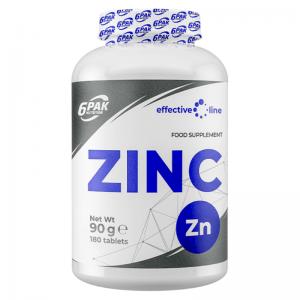 6PAK - EL Zinc