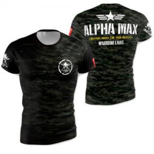 Warrior Labs - Alpha Max tričko