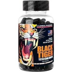 Cloma Pharma - Black Tiger