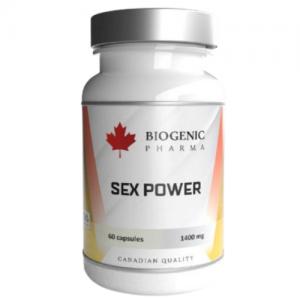 Biogenic pharma Sex Power