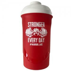 Warrior Labs - Shaker 600ml - Stronger Every Day