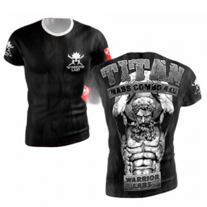 Warrior Labs - Titan tričko