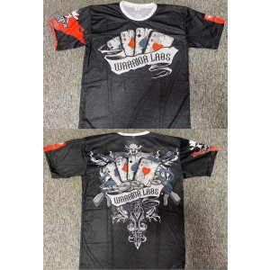 Warrior labs - Cards tričko