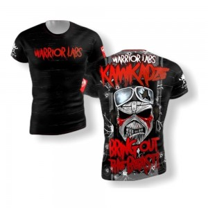 Warrior Labs - Kamikadze tričko