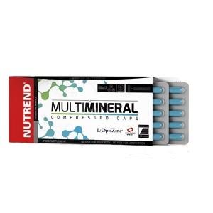 Nutrend – Multimineral Compressed caps