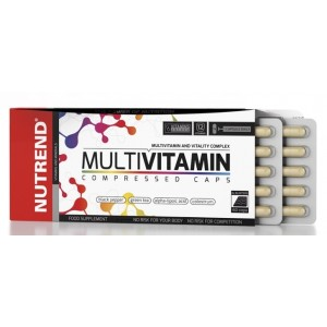 Nutrend  - Multivitamin Compressed caps