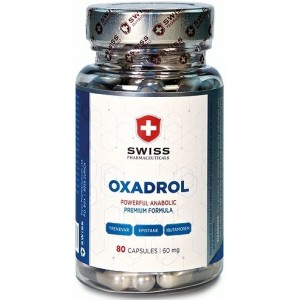SWISS pharma OXADROL