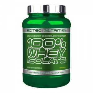 Scitec Nutrition – 100% Whey Isolate