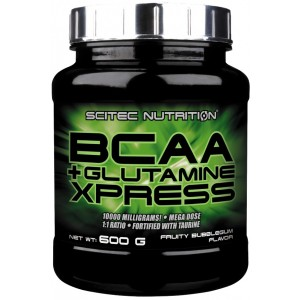 Scitec Nutrition - BCAA + Glutamine Xpress