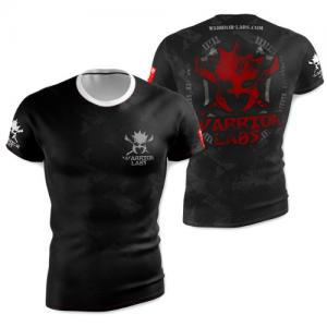 Warrior Labs - Warrior Red tričko
