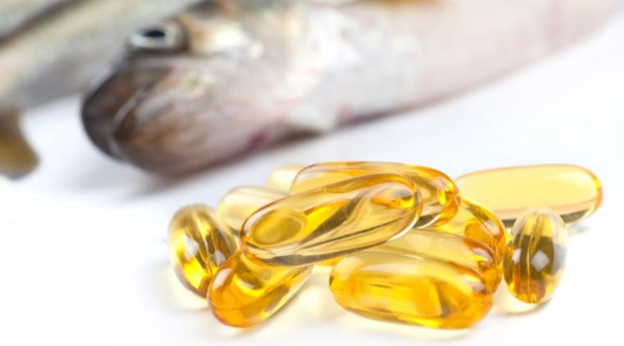 Rybí olej alias omega 3 mastné kyseliny