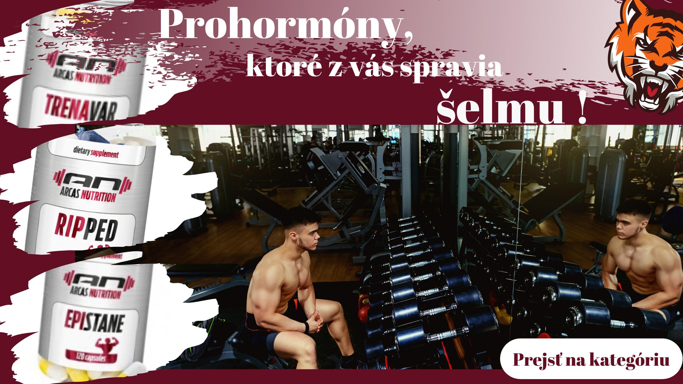 prohormony